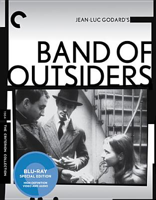 BAND OF OUTSIDERS BY GODARD,JEAN-LUC (Blu-Ray)